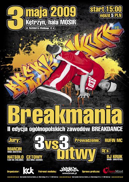 Breakmania II