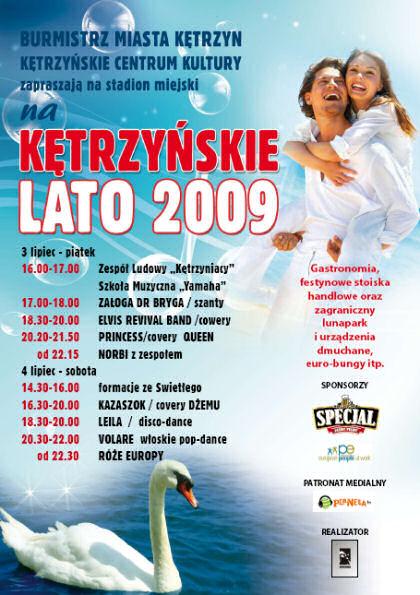 Kętrzyńskie Lato 2009