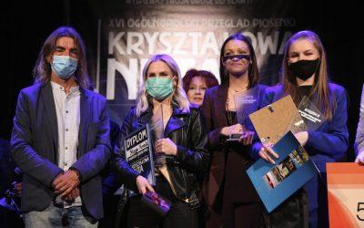 Kinga Hornik z nagrodą Grand Prix Kryształowej Nuty – WYNIKI