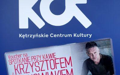 Spotkanie z Krzysztofem Antkowiakiem lub sesja nagraniowa- licytuj i wesprzyj panią Mariolę!