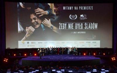 FILMOWA JESIEŃ W KINIE GWIAZDA!