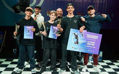 Mistrzowski sukces młodych tancerzy!!